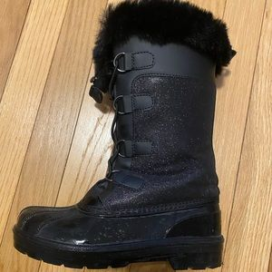 Cat & Jack winter boots size 2